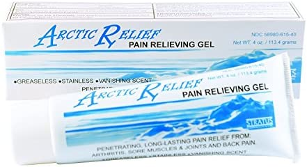 Arctic Relief Pain Relieving Gel product image