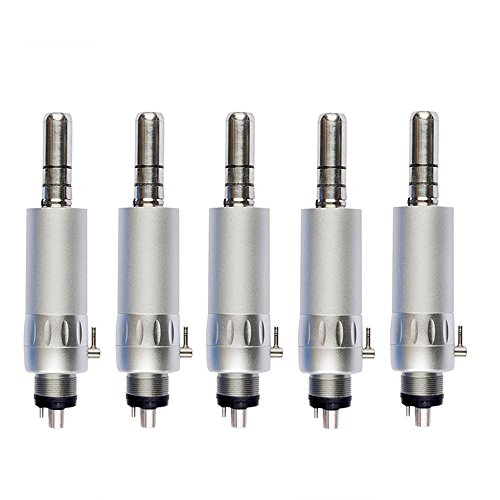 - Dental Slow Low Speed Air Motors 4-Hole(Pack of 5)