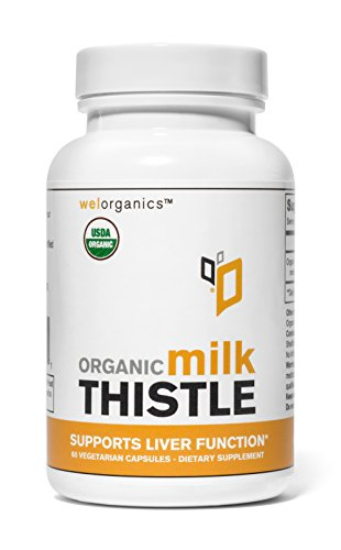 USDA Certified Organic Thistle Extract product image