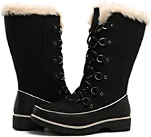 Women's Winter Fashion Snow boots Starting at $20.29