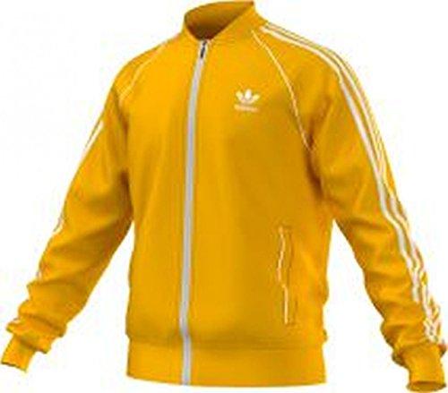 56179674bc1c adidas Originals Herren Polyjacke gelb S  Amazon.de  Sport   Freizeit