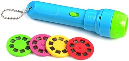 createjia - Linterna de Juguete para niños y niñas, Ideal como ...