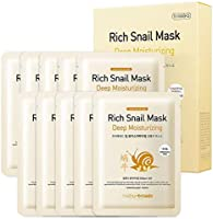 MOTHER MADE Deep Moisturizing Rich Snail Face Sheet Mask
