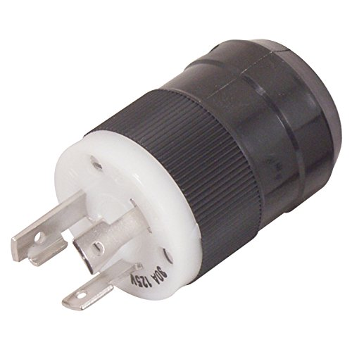 (Marinco 305BP 30A 125V BASS PLUG)