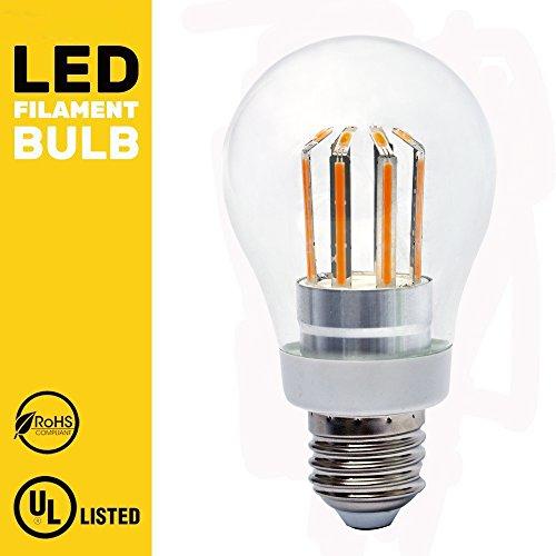 on sale ruiooy 6w vintage led filament light bulb st64 edison style
