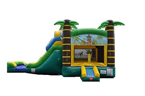 wet bounce house - 8