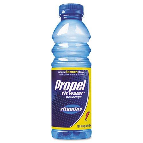 Propel Fit Water Lemon - 16.9 oz - 6 ()