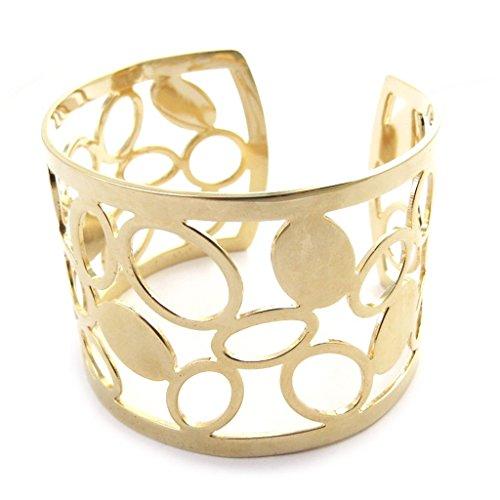 Les Trésors De Lily [M8732] - Bracelet Plaqué Or 'Cléopatra'