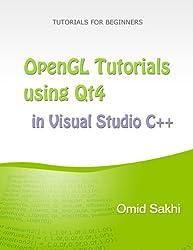 OpenGL Tutorials using Qt4