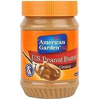American Garden Creamy Peanut Butter, 510 gm