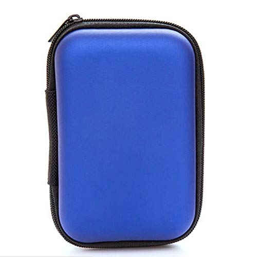 Price comparison product image MOPOLIS Portable Earphone Data USB Cable Travel Case Organizer Pouch Storage Bag Fashion (StyleID Shown)