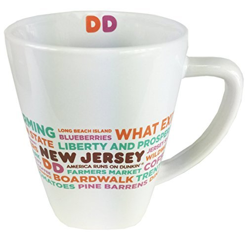 - Dunkin Donuts Limited Edition Destination Mugs - New Jersey