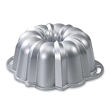 Nordic Ware Platinum Collection Anniversary Bundt Pan