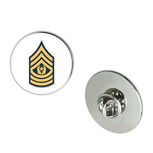 NYC Jewelers U.S. Army Command Sergeant Major Rank Metal 0.75