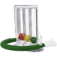 Life-O-Made Tri-Ball Respiratory Exerciser