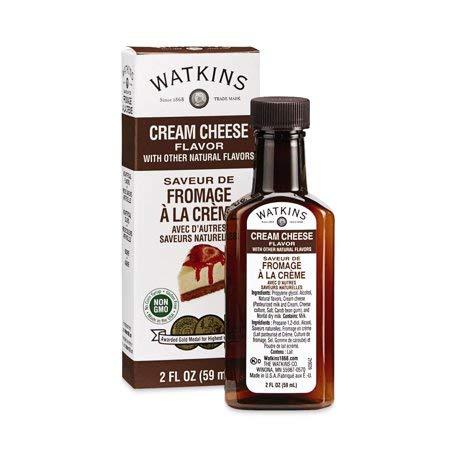 (Watkins Cream Cheese Flavor 2 ounces)