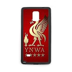 Samsung Galaxy Note 4 Phone Case Liverpool Logo Na4028