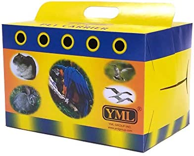 YML Cardboard Carrier for Small Animals