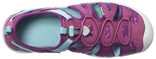 Purple KEEN S Dress Dress Blue Sandal Viridian Kids' Moxie Uq8UP