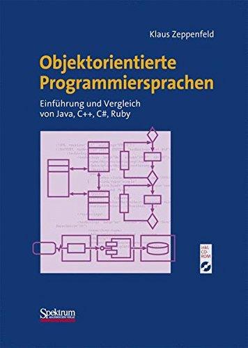 Objektorientierte Programmiersprachen. Einführung und Vergleich von Java, C++, C# und Ruby