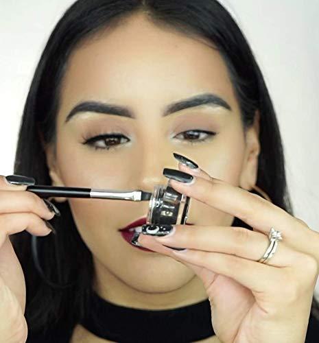 MoxieLash Sassy Bundle - MoxieLash Magnetic Gel Eyeliner for Magnetic Eyelashes - No Glue & Mess Free - Fast & Easy Application - (1) Set of Sassy Lashes, Brush by MoxieLash (Image #3)