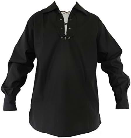 Jacobite Ghillie Shirt Black X-Large