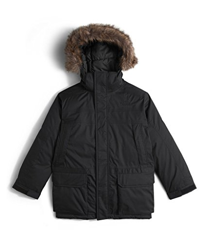 5dc1fbb99 The North Face BOYS' MCMURDO DOWN PARKA color: TNF BLACK - Import It All