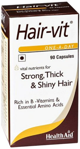 Healthaid Hair-Vit – 90 Capsules