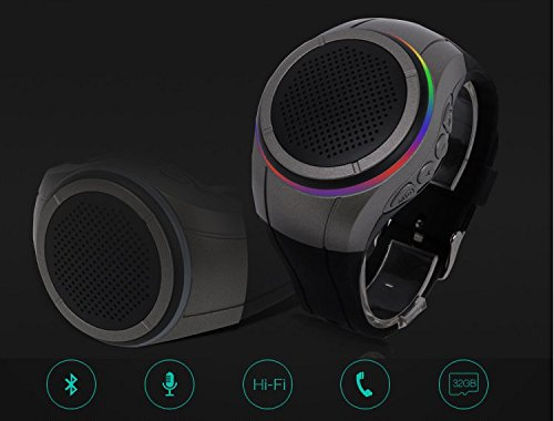 SZCHENGCI Watch Multifunctional Music Self timer