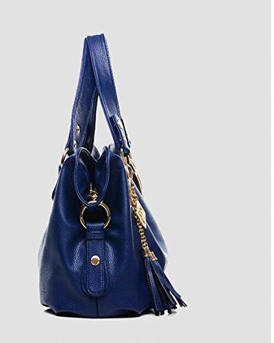 Khaki Handbag Blue New Leisure Bulk Crossbody Meaeo Ladies Sapphire Tide Xiekua Bag Package qwAR071