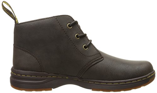 Dr.Martens Mens Emil Vancouver Chukka Leather Boots Brown