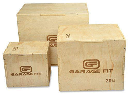 Garage Fit Wood Plyo Box product image