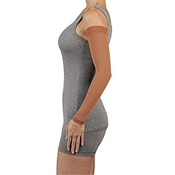 c2de9350a5 Juzo Soft 2001CG Armsleeve 20-30mmHg w/ Silicone Top Band Model: 2001MXCG -