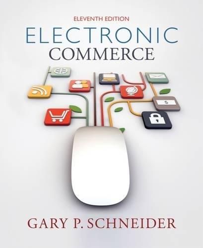 Electronic-Commerce