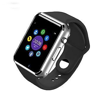Lemumu Bluetooth Smart Watch W8 Reloj de Pulsera Deporte podómetro ...