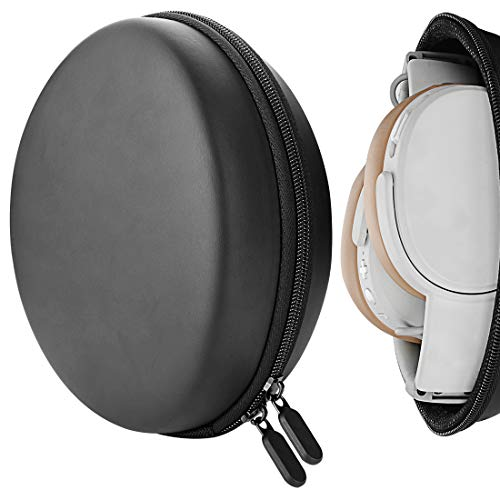 Geekria UltraShell Headphone Case for Skullcandy Crusher Wireless, Hesh 3, Crusher 360 Headphones, Replacement Protective Hard Shell Travel Carrying Bag with Room for Accessories