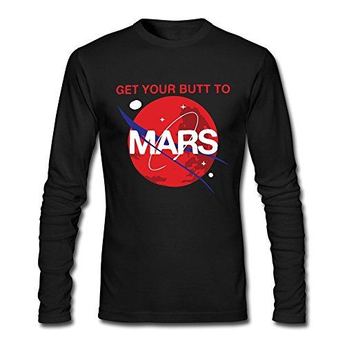 Captain America Cheap Ship - Fashion Men's SpaceX Tshirts Large Black Hot.Fashion