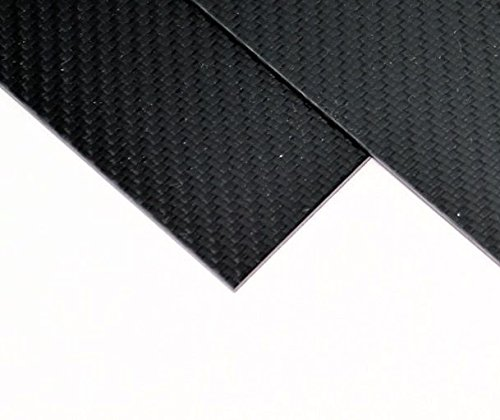 Carbon Fiber Pattern Thermoform Sheet - Two 8