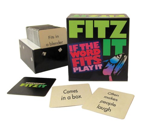 Gamewright 1103 Fitz it