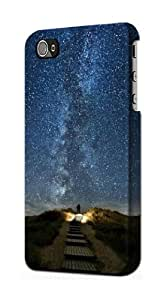 S0734 Stairway to Heaven Iceland Case Cover For IPHONE 5C