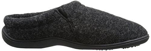 Mule Gore Tweed Digby Acorn Black Men's Slipper EwxP1Ttq