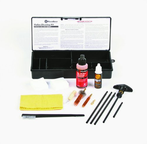 Kleenbore Gun Care Police Rifle Cleaning Kit