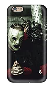 New Slipknotscreensavers Tpu Case Cover, Anti-scratch PxsKrFO7259GfCHR Phone Case For Iphone 6 by lolosakes