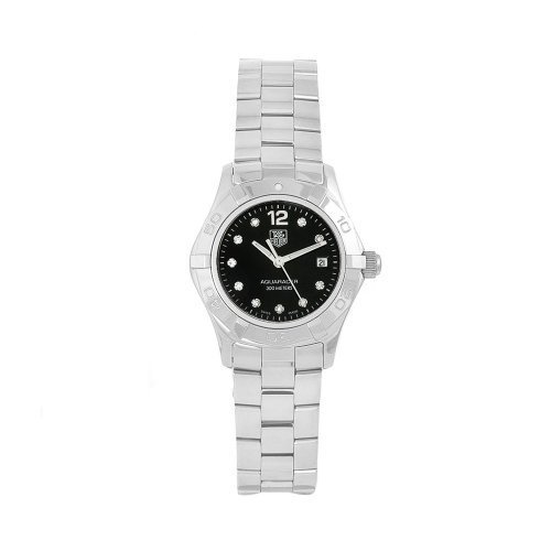 TAG Heuer Women's WAF141C.BA0824 Aquaracer Diamond Watch