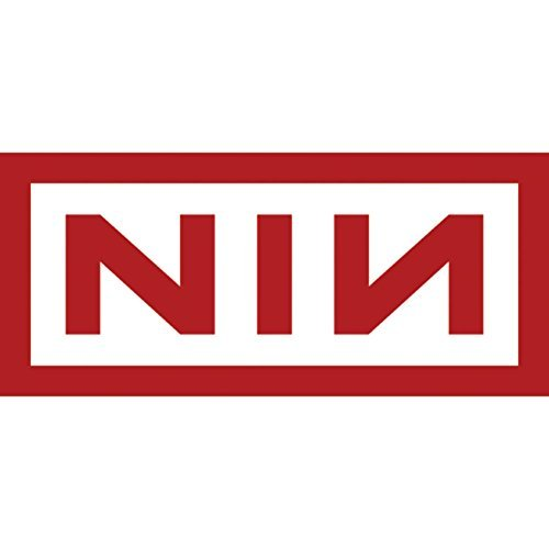 Nine Inch Nails Stickers - Nine Inch Nails -