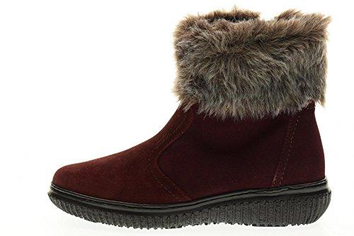 CALLAGHAN zapatos botines de las mujeres 22108.1 Burdeos