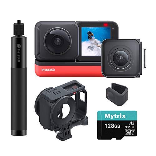 دوربین ورزشی Insta360 مدل ONE R کیفیت 5.7K رنگ مشکی