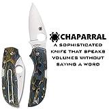 Spyderco Chaparral Prestige Folding Knife with