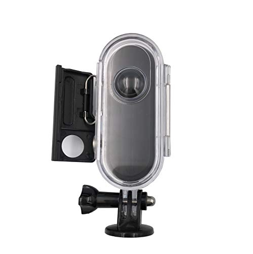 Waterproof Housing for Insta360 one Underwater Shoot Accessories,with Camera Mould for Waterproof Testing