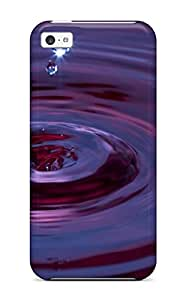 Cute Tpu DPatrick Water Rings Case Cover For Iphone 5c